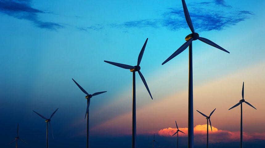 Wind energy development
